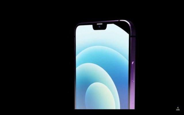 Concepto de iPhone 13 Pro