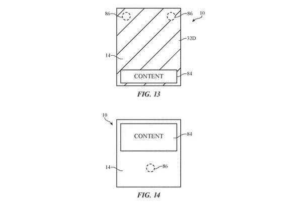 Descripción de la patente Apple Watch