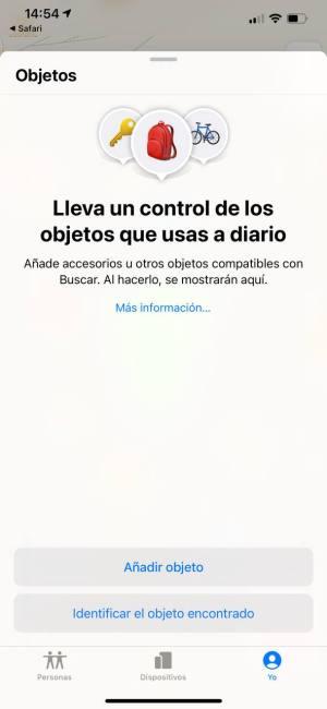 AirTags de Apple