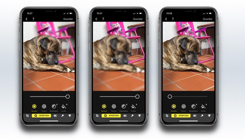 El editor de fotos Focos se actualiza con soporte para ProRAW
