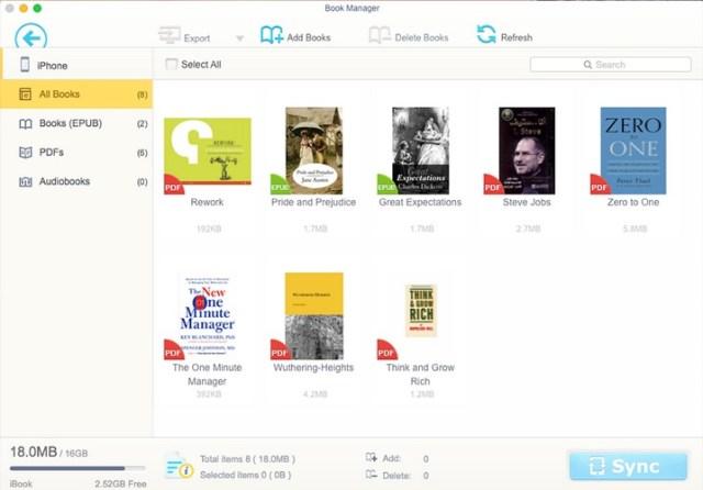 Libros electronicos MacX MediaTrans