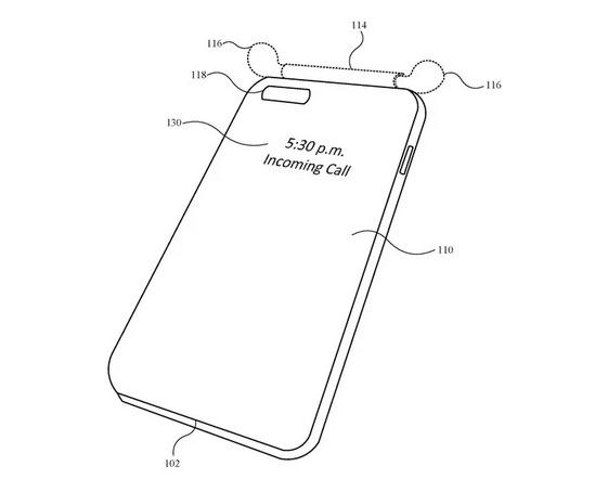 Segundo diseño de funda protectora Apple