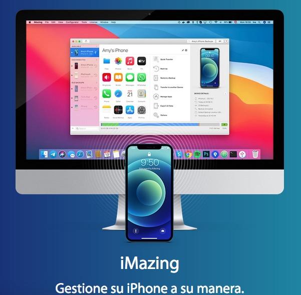 iMazing app
