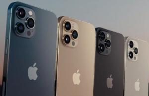 iPhone 12 Pro Max colores