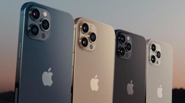 iPhone 12 Pro Max colores