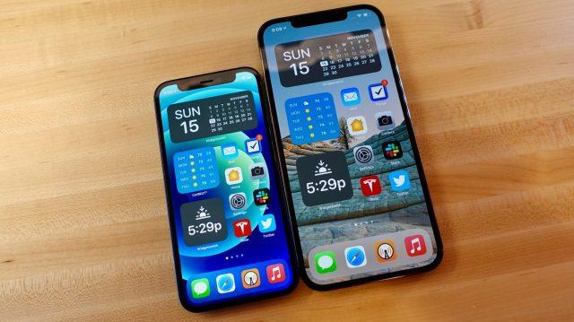 iPhone 12 mini vs iPhone 12 Pro