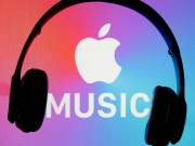 Apple Music con audifonos
