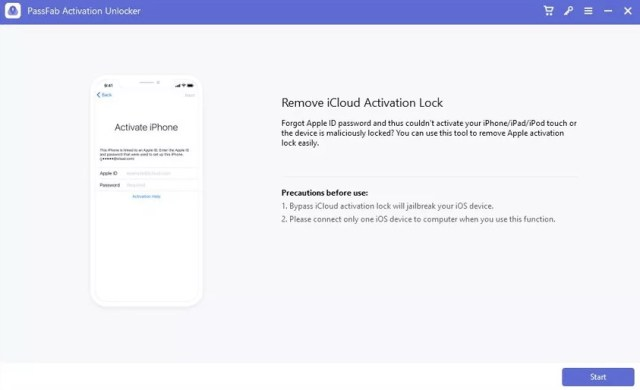 Conectando dispositivo con problemas de iCloud