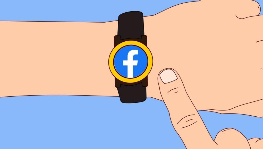 Reloj inteligente de Facebook