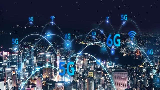 imagen concepto conectividad 6G
