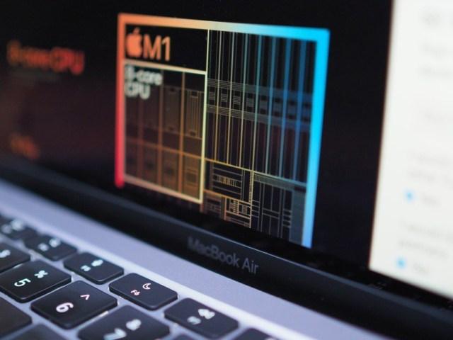 MacBook Air con M1