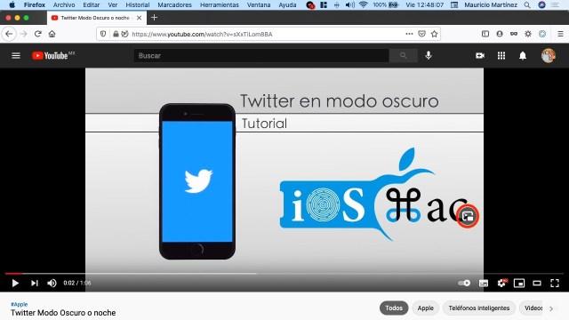 Boton de ventana flotante Firefox