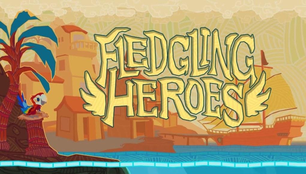 Fledgling Heroes portada