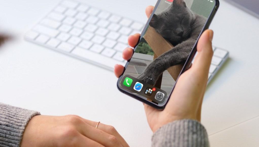 Cómo cambiar automáticamente el fondo de pantalla del iPhone
