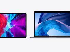 iPad y MacBook Air