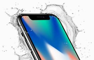 iPhone con notch