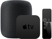 Apple TV y HomePod