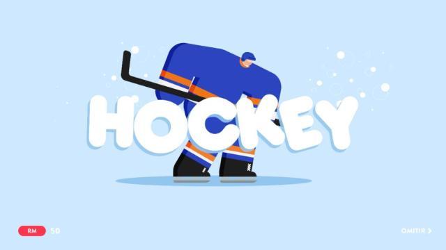 Hockey Big Time Sports