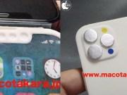 Maquetas 3D iPhone 13 Pro