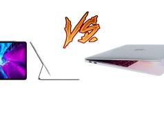iPad Pro vs MacBook Air M1