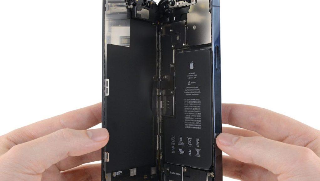 Bateria iPhone 12 Pro Max