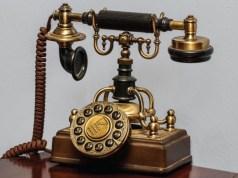 La historia del teléfono