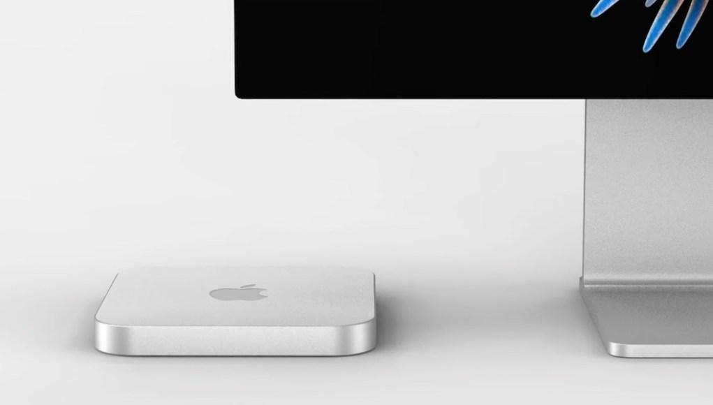 Mac mini con chip M1X
