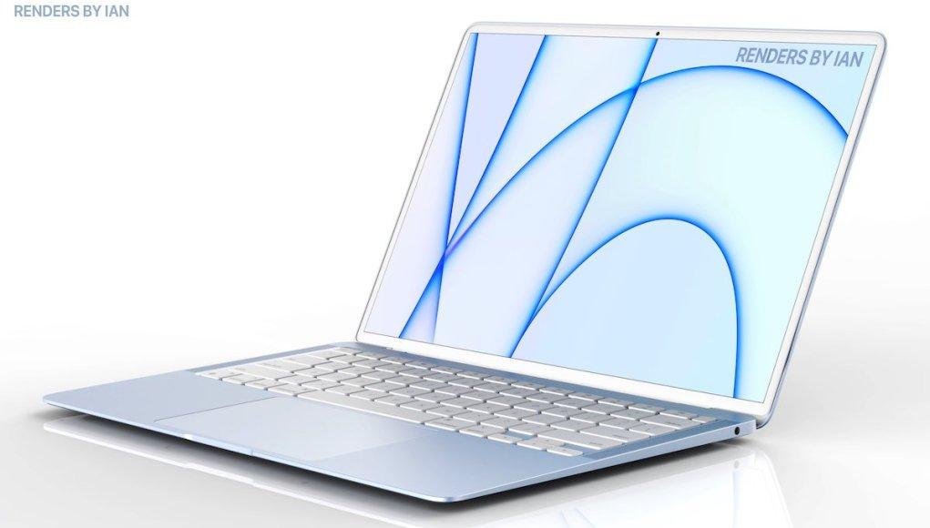 MacBook Air de colores