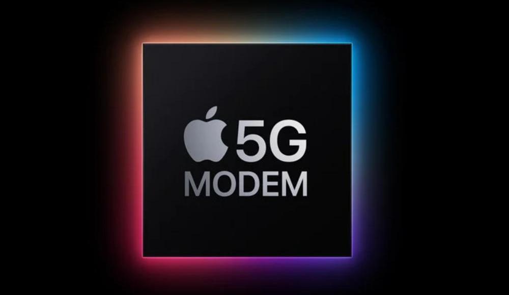 Apple modems 5G