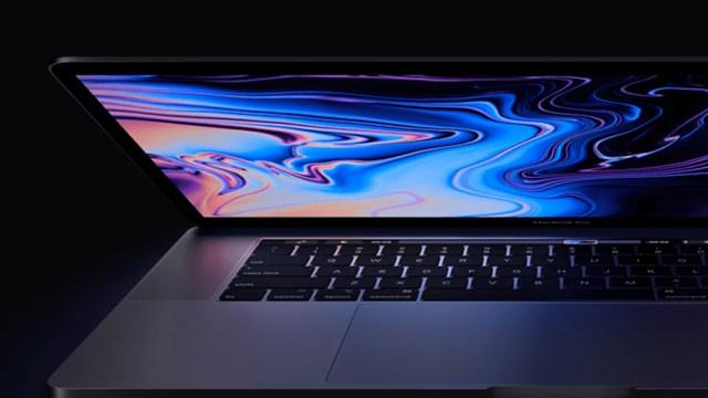 MacBook mini-LED