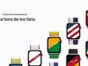 Coleccion internacional correas deportivas Apple Watch