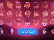 WWDC 2021 Apple