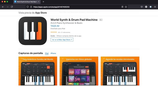 World Synth