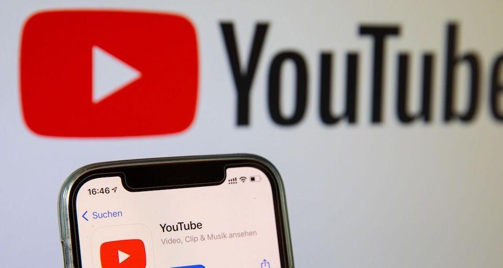 YouTube portada