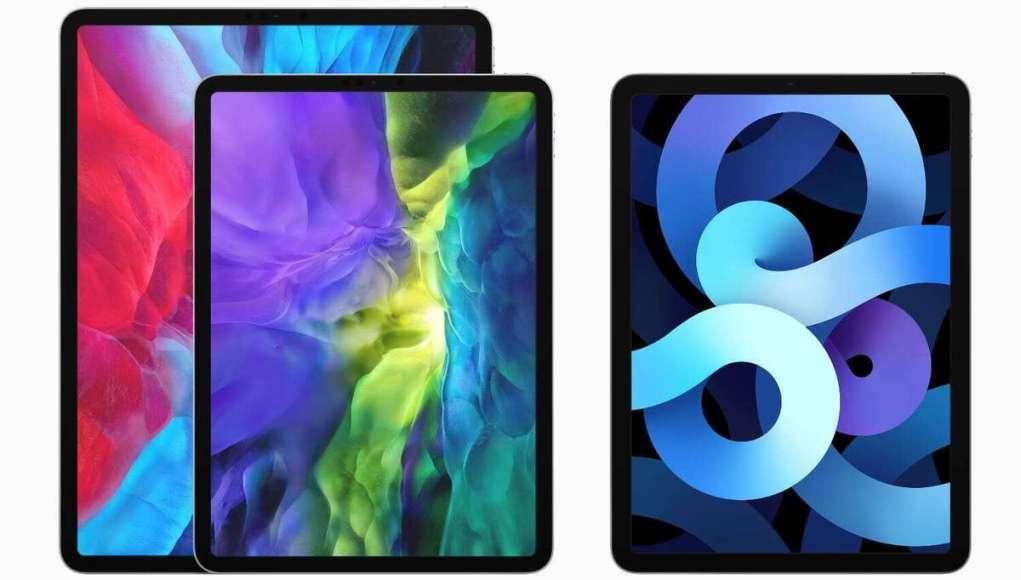 iPad Pro y iPad Air OLED