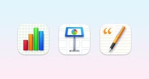 iWork de Apple en macOS Big Sur