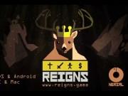 Reigns+ portada