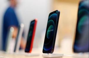 iPhone en Apple Store