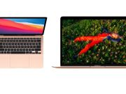 MacBook Air M1 oro