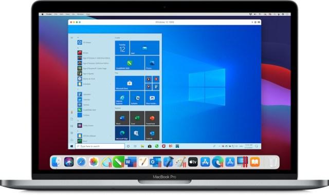 Windows 10 en macOS