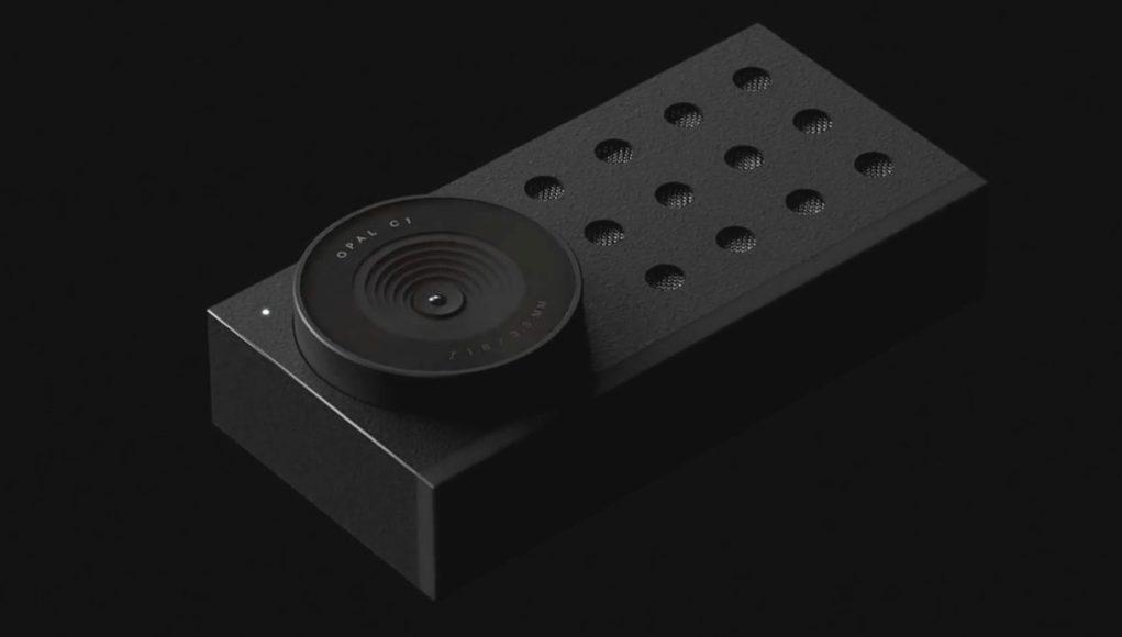 Opal C1 la cámara web 4K