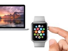 Apple Watch original y MBP Retina 2015