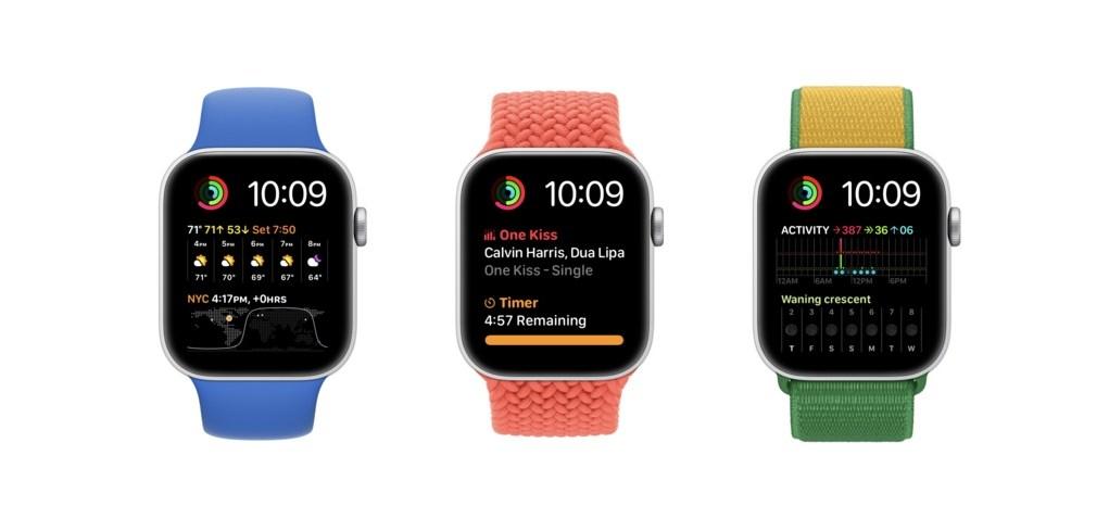 Apple Watch Series 7 con una pantalla más grande