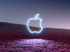 lanzamientos durante el Apple Event
