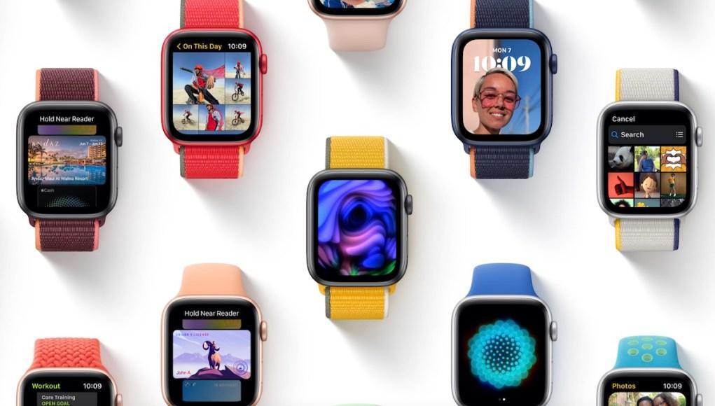 watchOS 8 Apple Watch