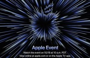 Apple Event octubre 2021