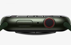 Apple Watch Series 7 verde