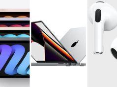 Lanzamientos Apple 2021