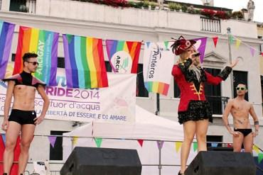 iosonominoranza.it @ Venezia Pride