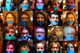 Le libertà degli spagnoli imbavagliate da Rajoy